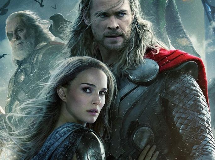 Thor: The DarkWorld.