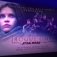 Rogue One Screening