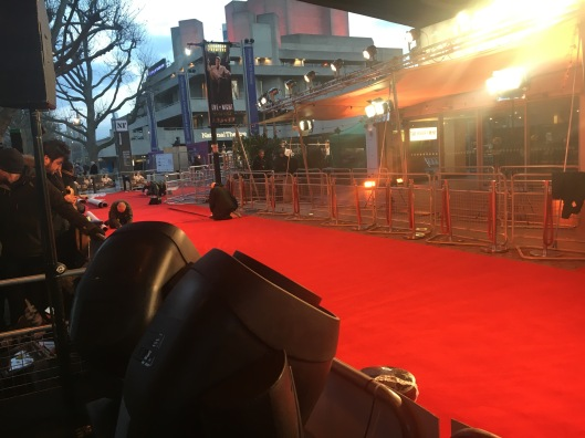 Live By Night Premiere