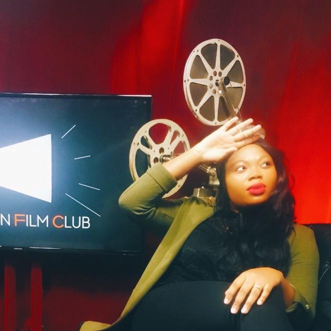 Cici on London Film Club
