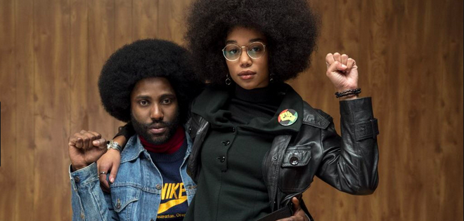 BlacKkKlansman Film Review