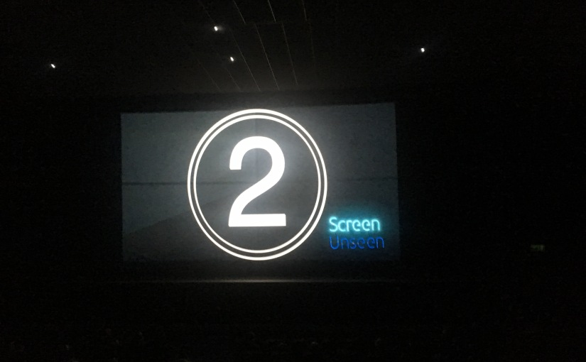 Screen Unseen -Mystery Film Review
