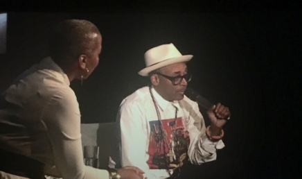 Spike Lee & Host