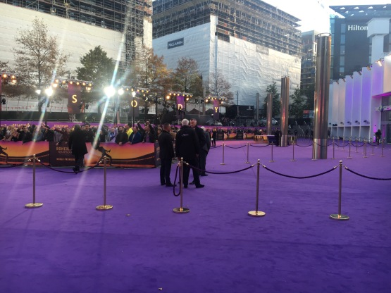 Slayin the Purple Carpet