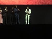 Rami Malek and Crew