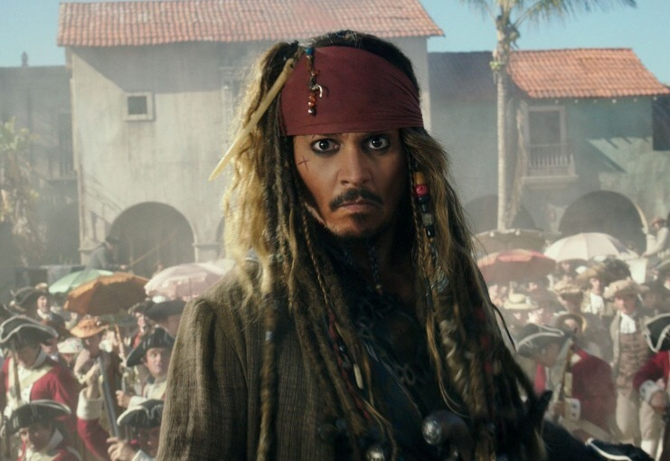 Johnny Depp 'dropped' from Pirates Of TheCaribbean